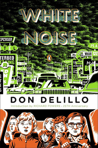White Noise Penguin Classics edition cover