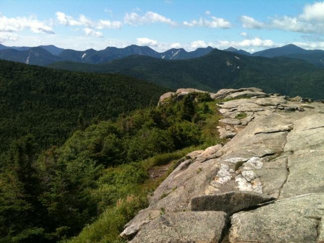 Cascade - view