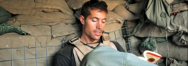 James Foley - via Marquette Magazine